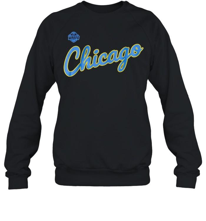 WNBPA City Edition Chicago team shirt Unisex Sweatshirt