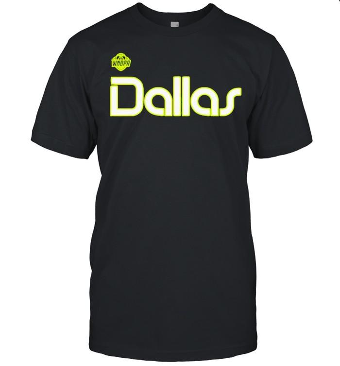 WNBPA City Edition Dallas team shirt Classic Men's T-shirt