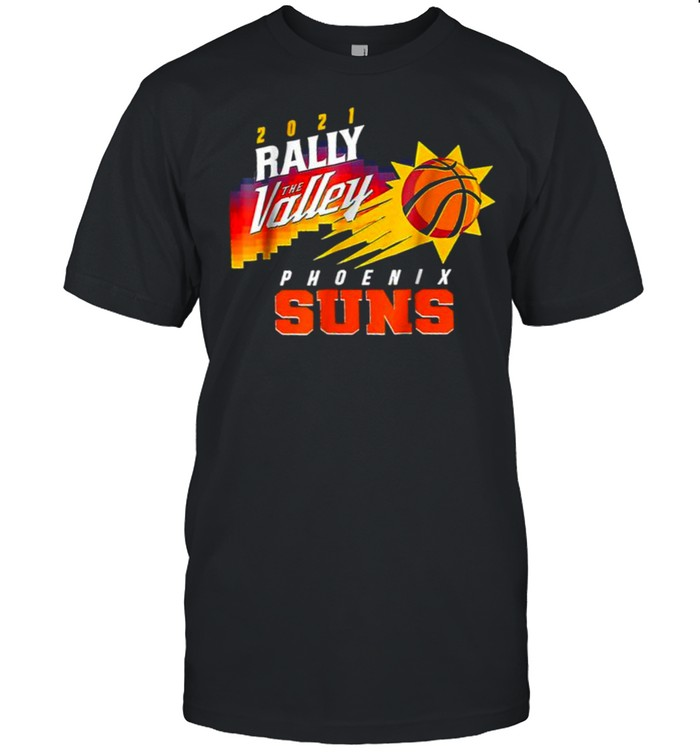 2021 Rally in The Valley Phoenix Suns Basketball T- Classic Men's T-shirt