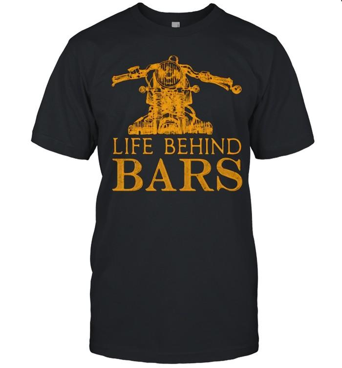 Life behind bars shirt Classic Men's T-shirt