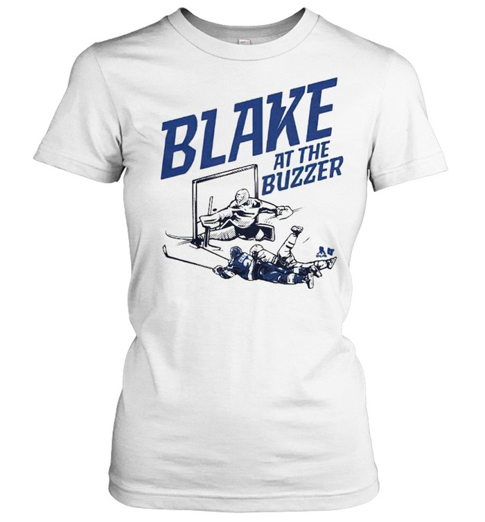 Blake Coleman at the buzzer shirt Classic Women's T-shirt