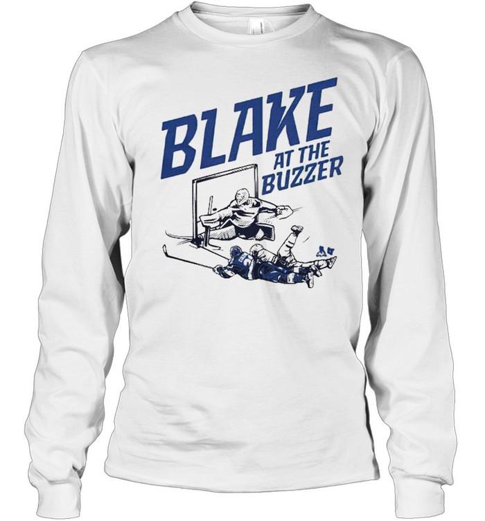 Blake Coleman at the buzzer shirt Long Sleeved T-shirt