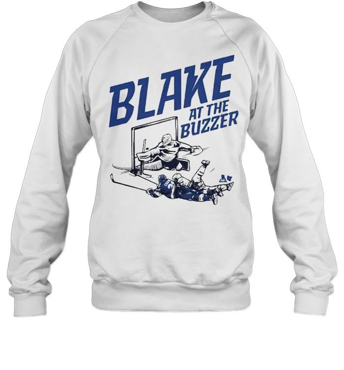 Blake Coleman at the buzzer shirt Unisex Sweatshirt