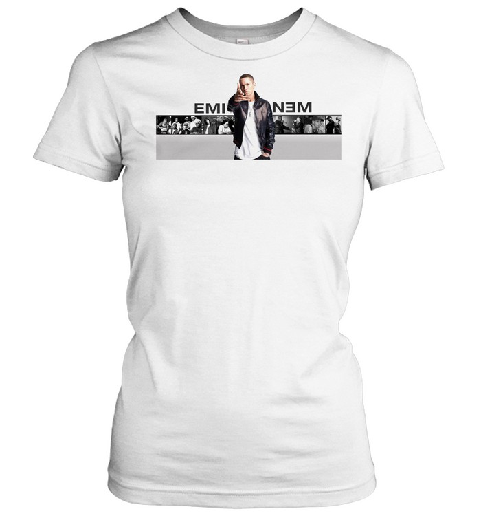 Eminem shirt Classic Women's T-shirt