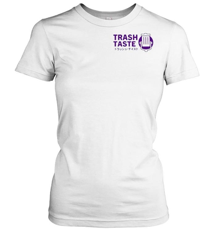 Trash taste merch bakuretsu shirt Classic Women's T-shirt