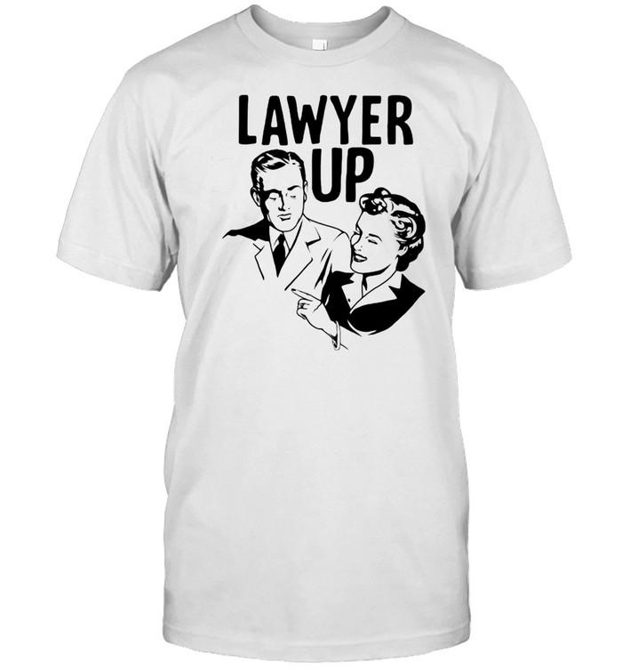 Lawyer Legal Divorce Attorney Lawsuit Fake Lawyer T-shirt Classic Men's T-shirt