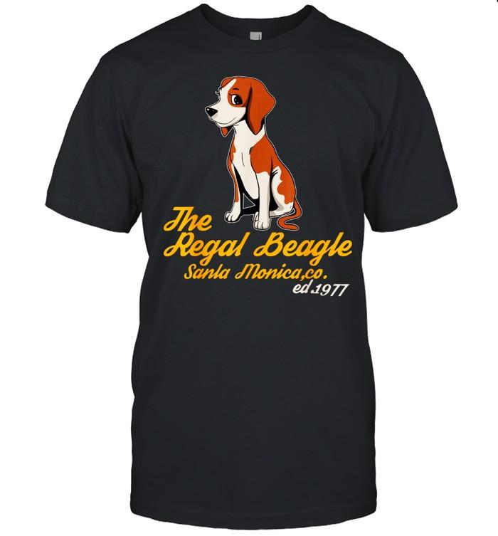 The Regal Beagle Company 70s 80s Threes Sitcom shirt Classic Men's T-shirt
