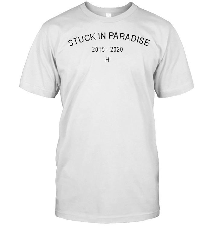 Halsey stuck in paradise 2015 2020 shirt Classic Men's T-shirt