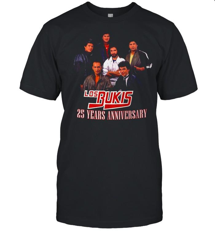 Los bukis 25 years anniversary shirt Classic Men's T-shirt