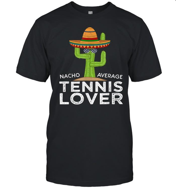 Fun Hilarious Tennis Player & Fan Meme Tennis shirt Classic Men's T-shirt