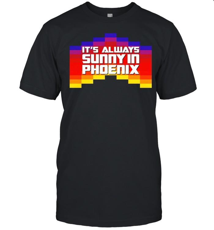 It's always sunny in Phoenix Suns shirt Classic Men's T-shirt