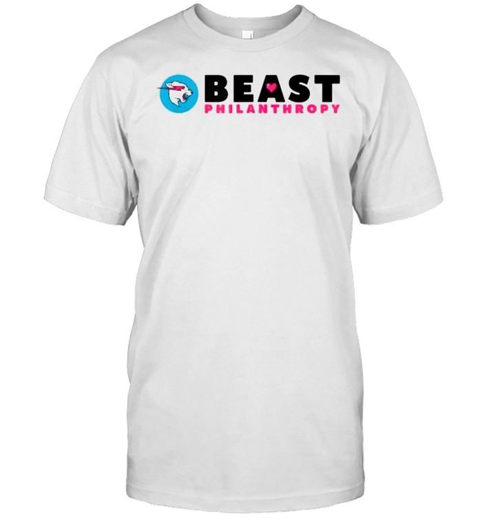 Beast Philanthropy  Classic Men's T-shirt