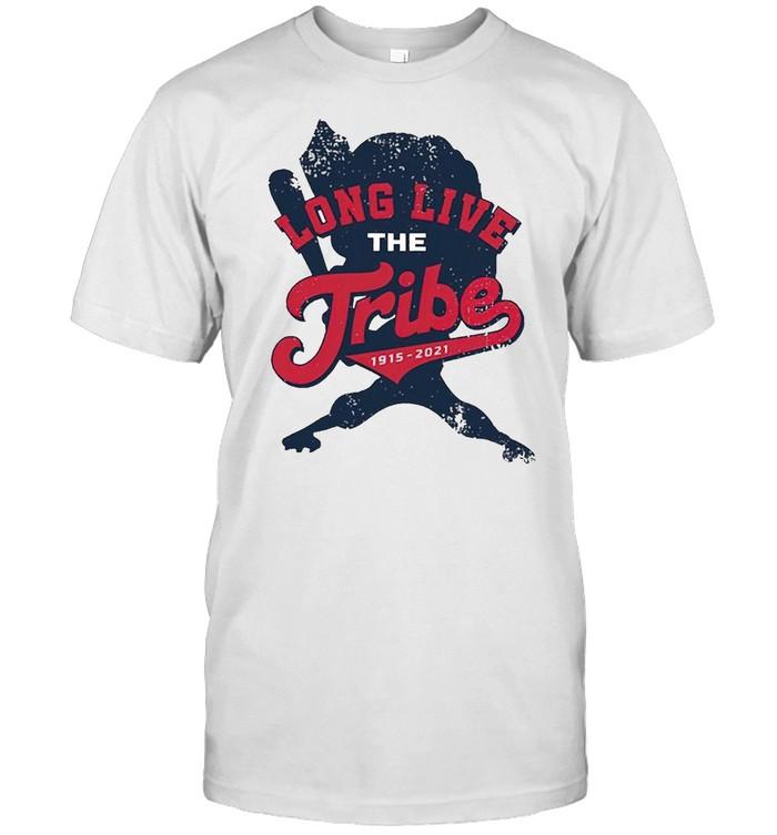 Cleveland Indians long live the tribe shirt Classic Men's T-shirt