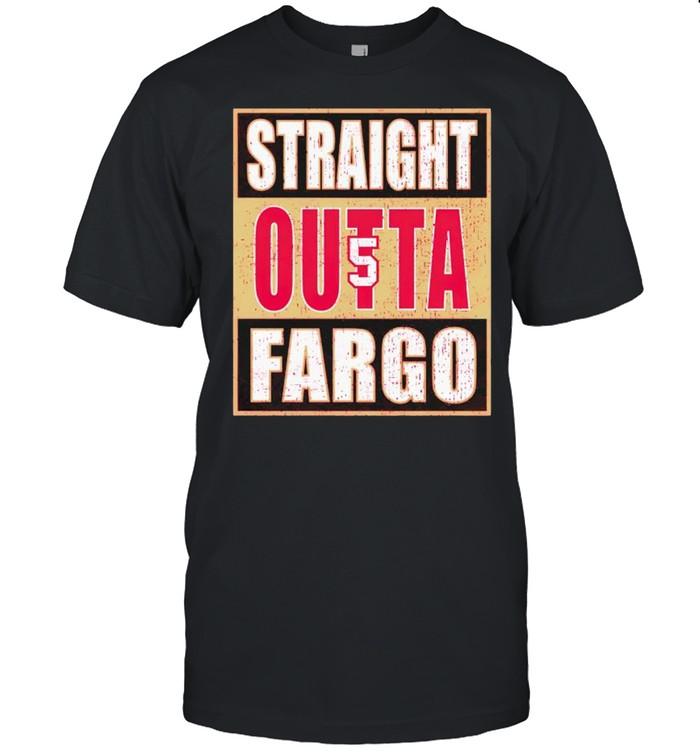 San Francisco 49ers straight outta fargo shirt Classic Men's T-shirt