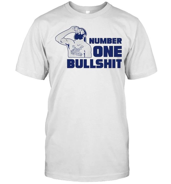 Tampa Bay Lightning number one bullshit shirt Classic Men's T-shirt