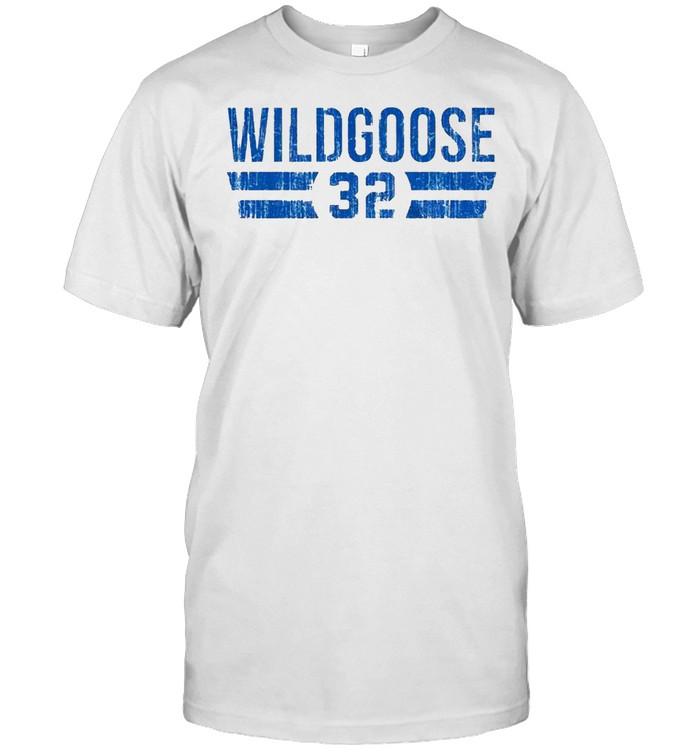 Buffalo Football Rachad Wildgoose #32 shirt Classic Men's T-shirt
