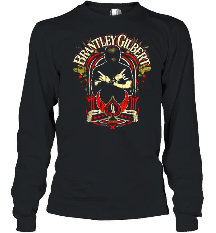 Brantleys Gilberts T- Long Sleeved T-shirt