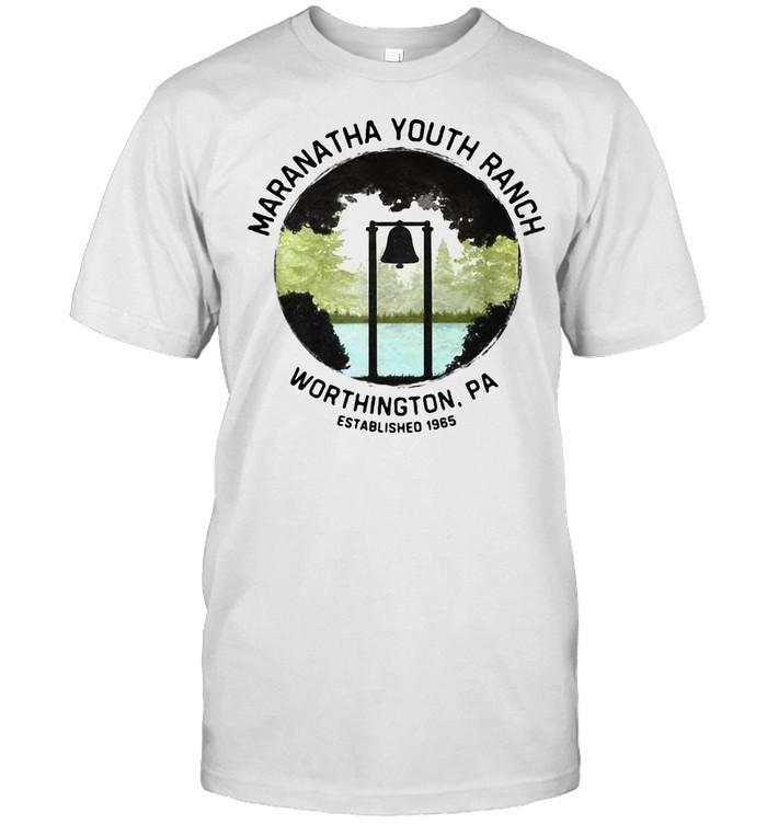 Maranatha Youth Ranch and Campground T-shirt Classic Men's T-shirt