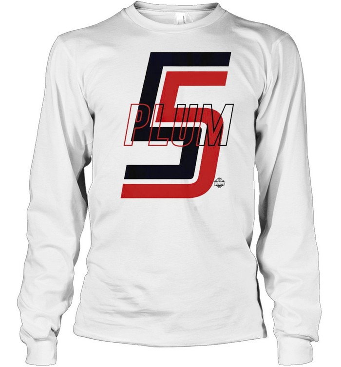 Americas squad 3×3 Kelsey Plum shirt Long Sleeved T-shirt