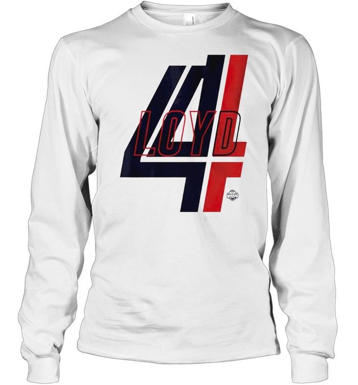 Americas squad backcourt Jewell Loyd shirt Long Sleeved T-shirt