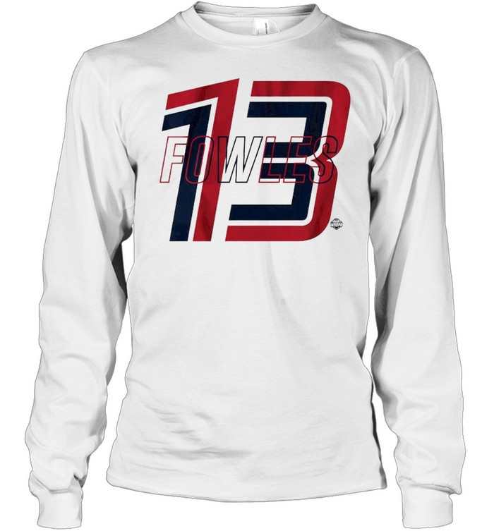 Americas squad frontcourt Sylvia Fowles shirt Long Sleeved T-shirt