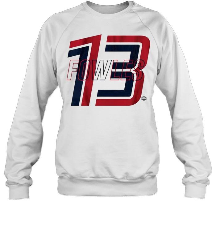 Americas squad frontcourt Sylvia Fowles shirt Unisex Sweatshirt