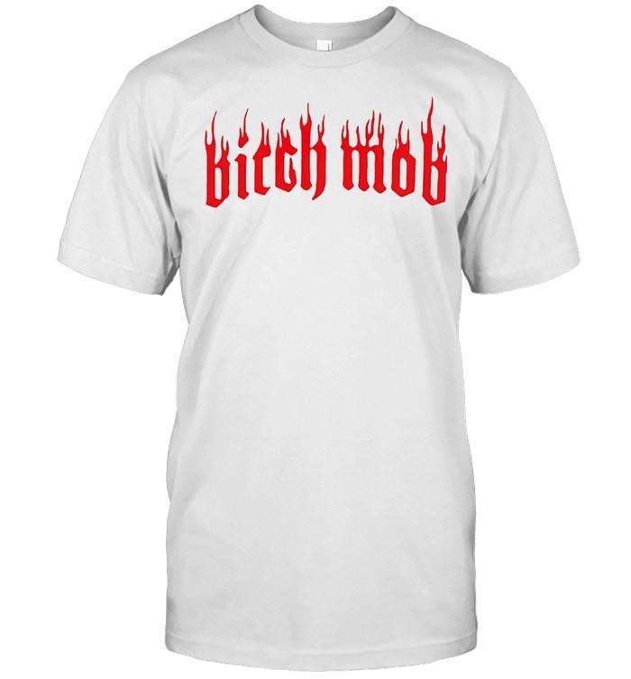 Bitch mob shirt Classic Men's T-shirt