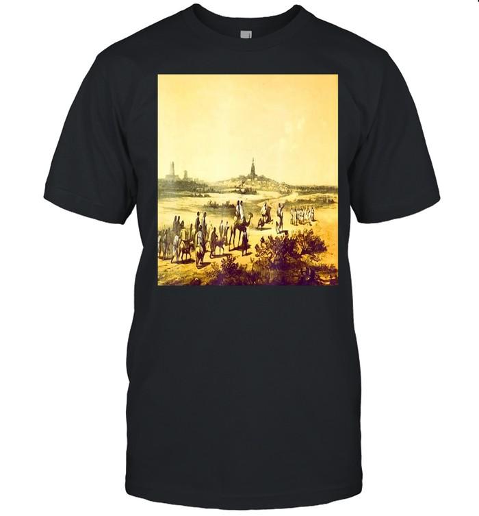 Mansa Musa Mali Timbuktu Malian Islam Muslim T-shirt Classic Men's T-shirt