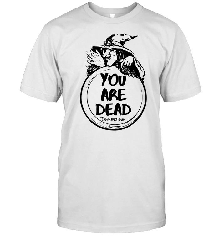 Witchcreepy Terrifiered shirt Classic Men's T-shirt