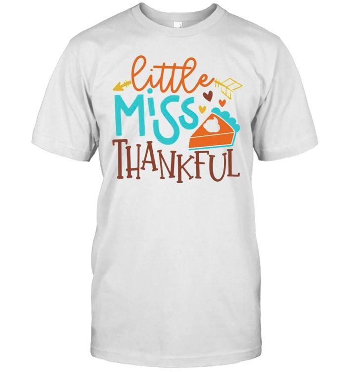 Little miss thankful shirt Classic Men's T-shirt