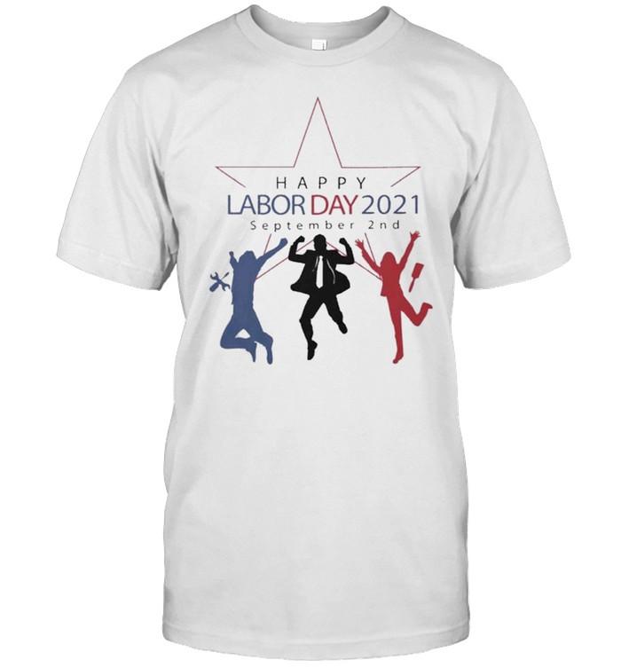 Happy Labor Day September 2nd shirt Classic Men's T-shirt