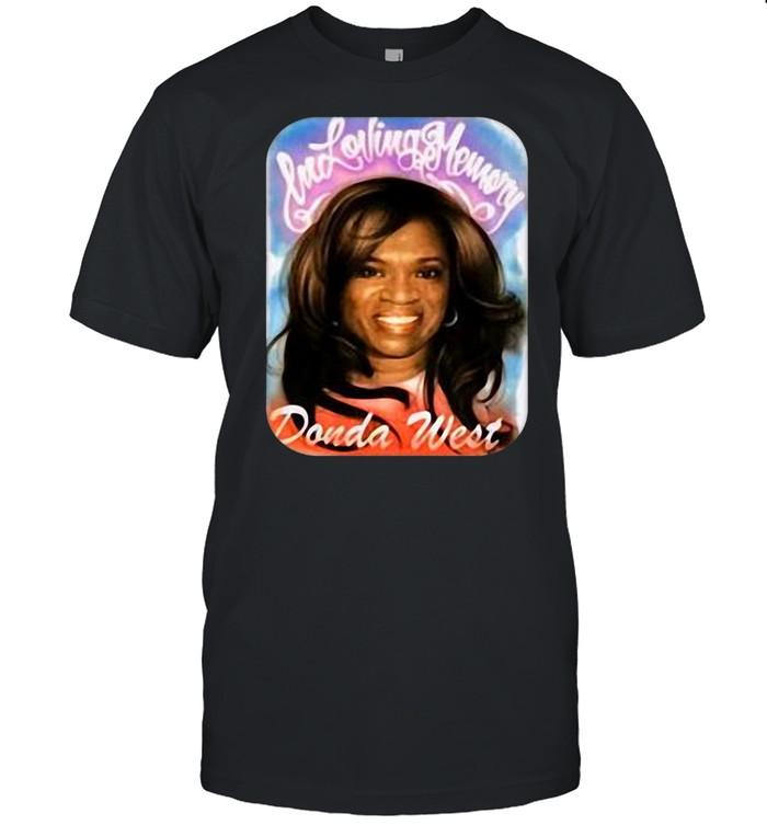 Kanye West  In Loving Memory Of Donda West T-shirt Classic Men's T-shirt