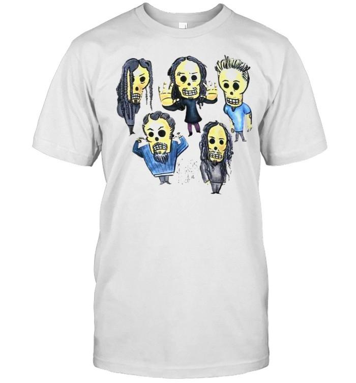 1999 Korns Issues Skull T- Classic Men's T-shirt