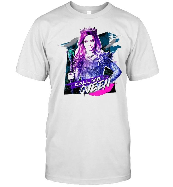 Descendants 3 Call Me Queen Princess Audrey T-shirt Classic Men's T-shirt