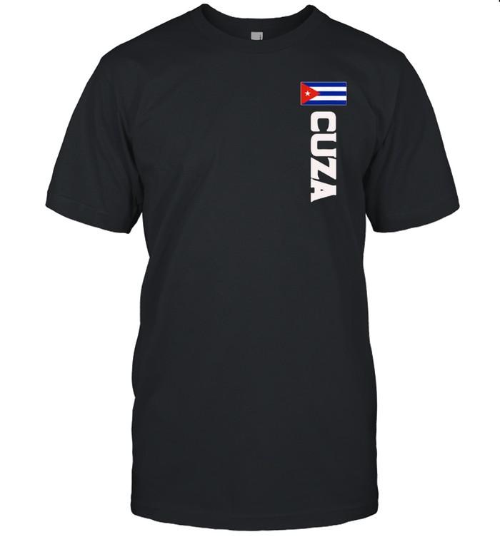 Cuza Last Name Cuban, And shirt Classic Men's T-shirt