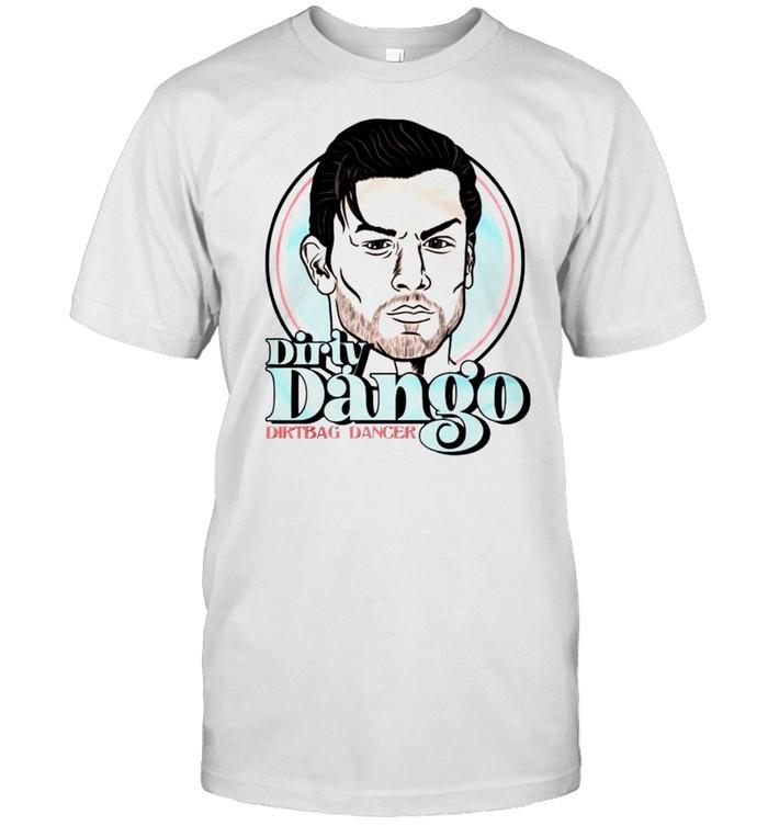 Dirty Dango dirtbag danger shirt Classic Men's T-shirt
