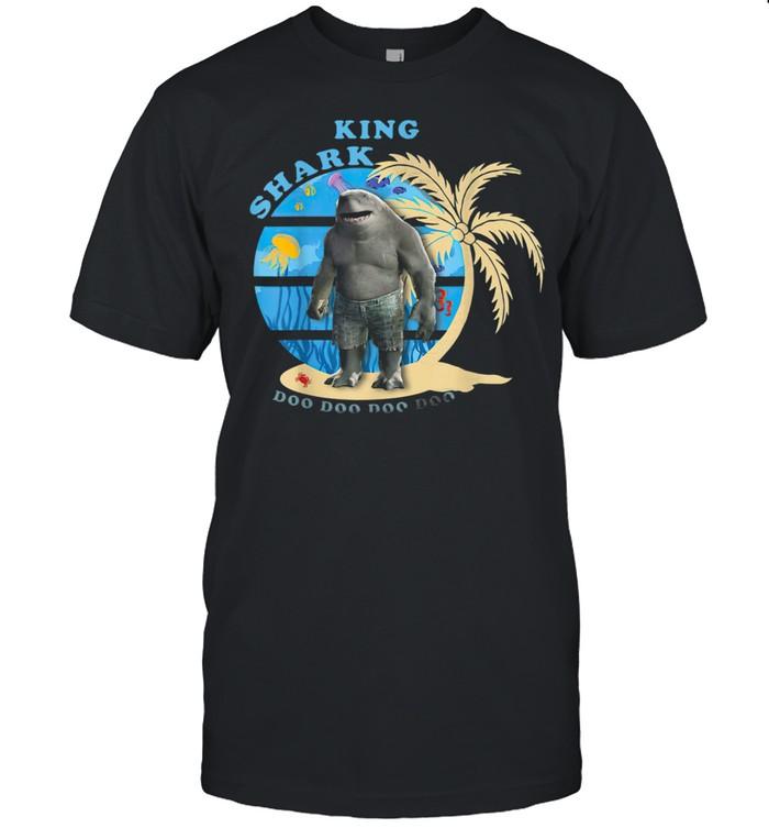 King Shark Doo Doo Doo shirt Classic Men's T-shirt