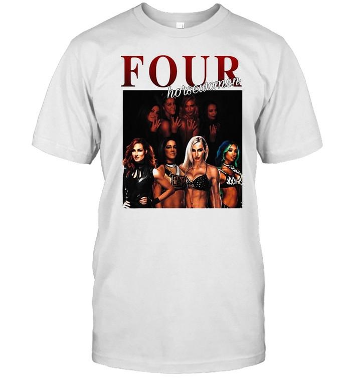 Four horsewomen shirt Classic Men's T-shirt