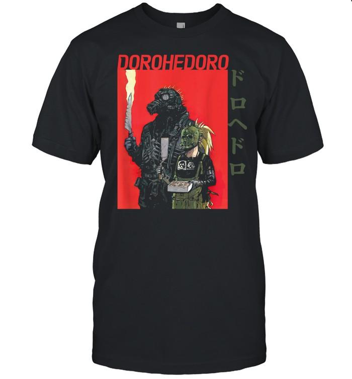 Dorohedoro anime Kaiman Q hayashida kaiman shirt Classic Men's T-shirt