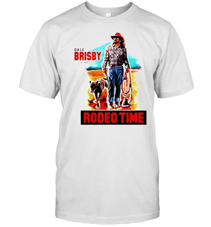 Dale Brisby & Catfish rodeo time shirt Classic Men's T-shirt