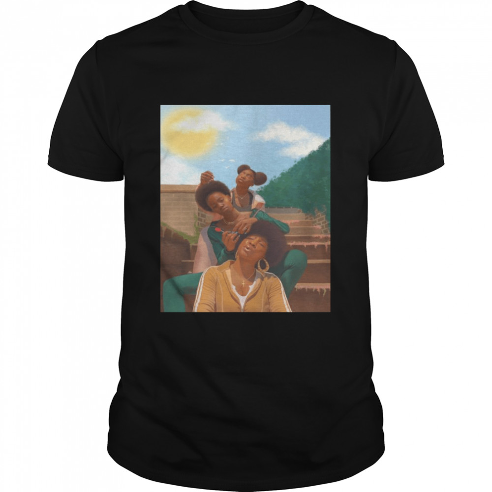 There is Power In The Puff 90s shirt Classic Men's T-shirt