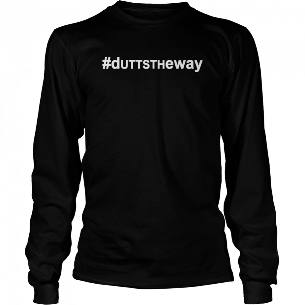 #duttstheway film sonam ranbir and rajkumar shirt Long Sleeved T-shirt