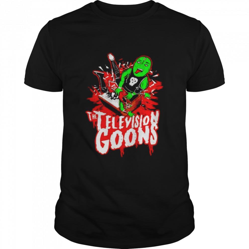 Los Ben Dejos television goons shirt