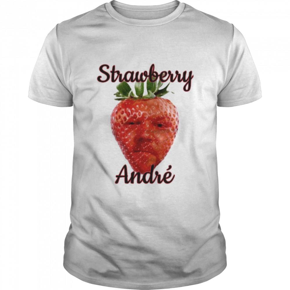 Zachary Wentz strawberry andre shirt