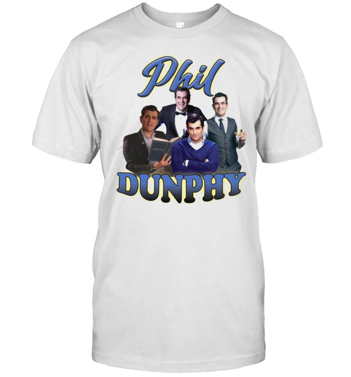 90s style phil dunphy shirt