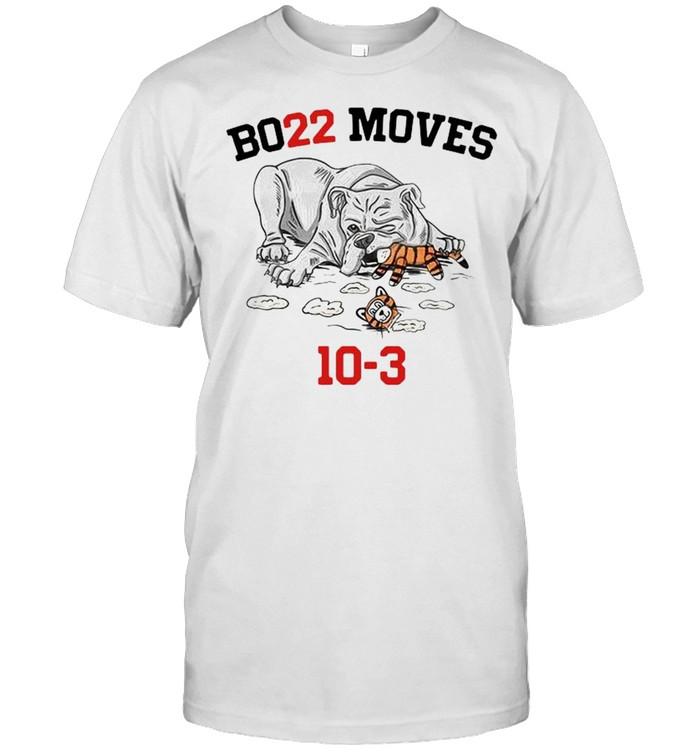 Bo22 Moves 10-3 Shirt