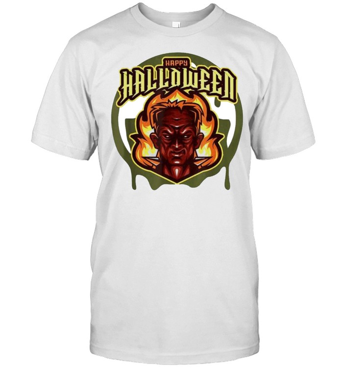 Evil Frank Happy Halloween shirt