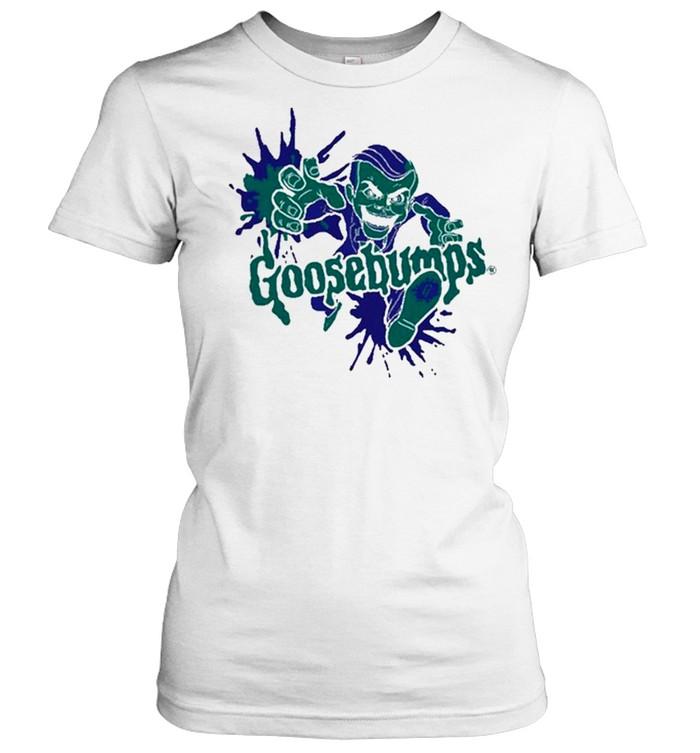 goosebumps slaapy shirt Classic Women's T-shirt