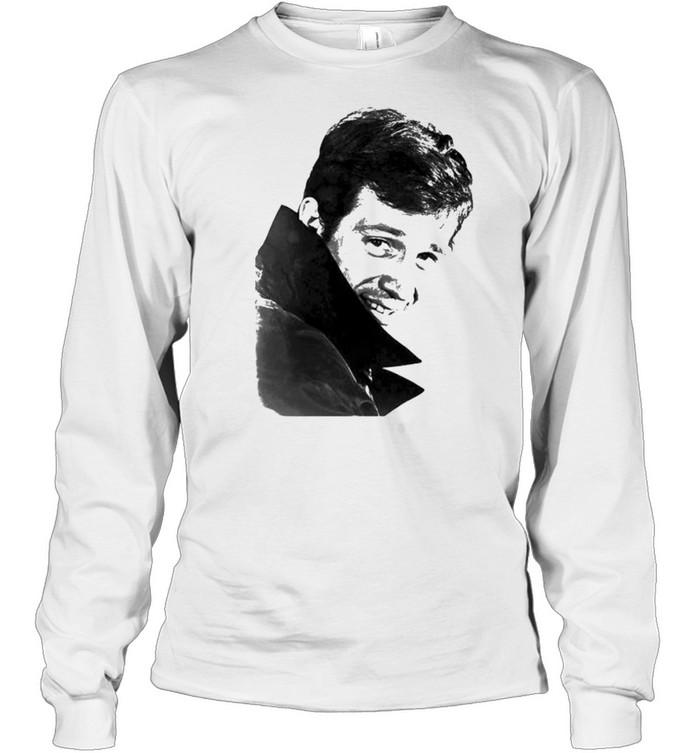 Jean Paul Belmondo shirt Long Sleeved T-shirt
