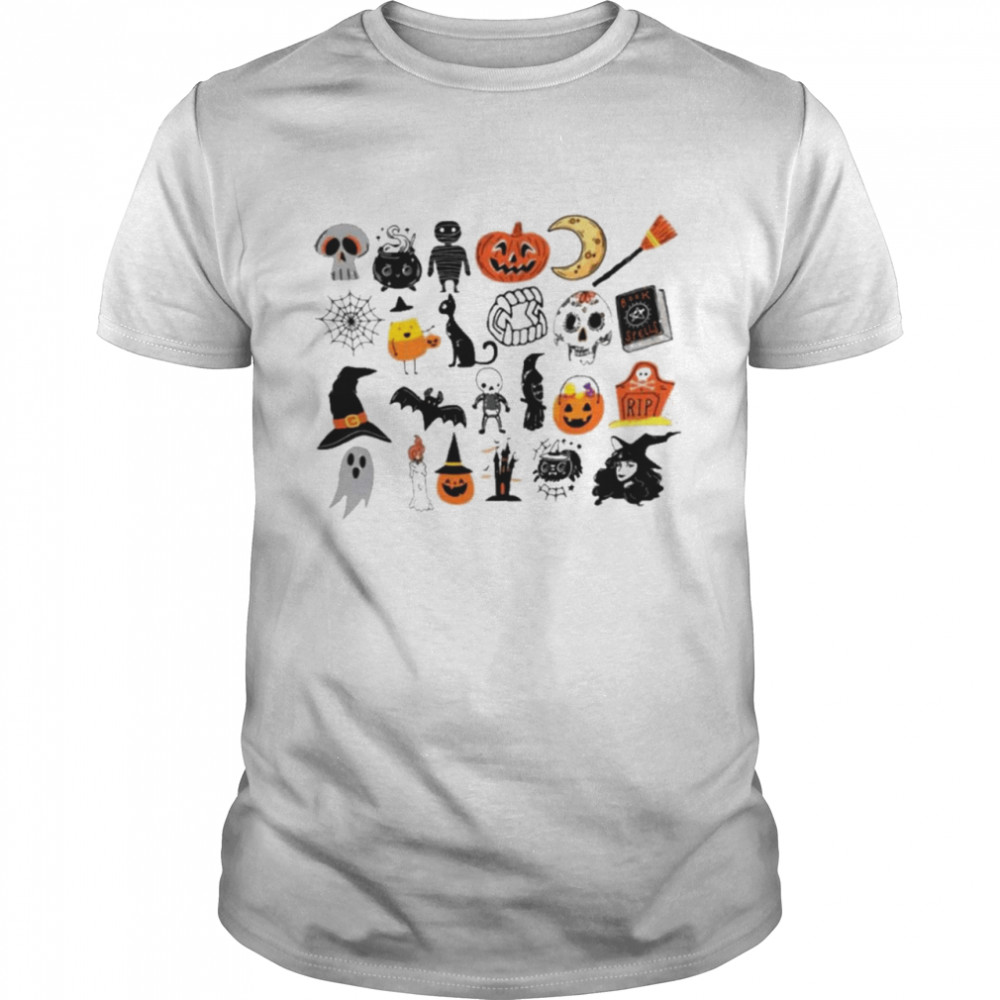 Its the little things halloween shirt